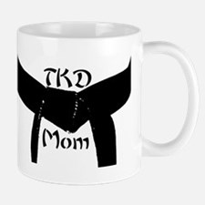 Martial Arts TKD Mom Mug