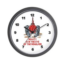 Old Tractor Love Wall Clock