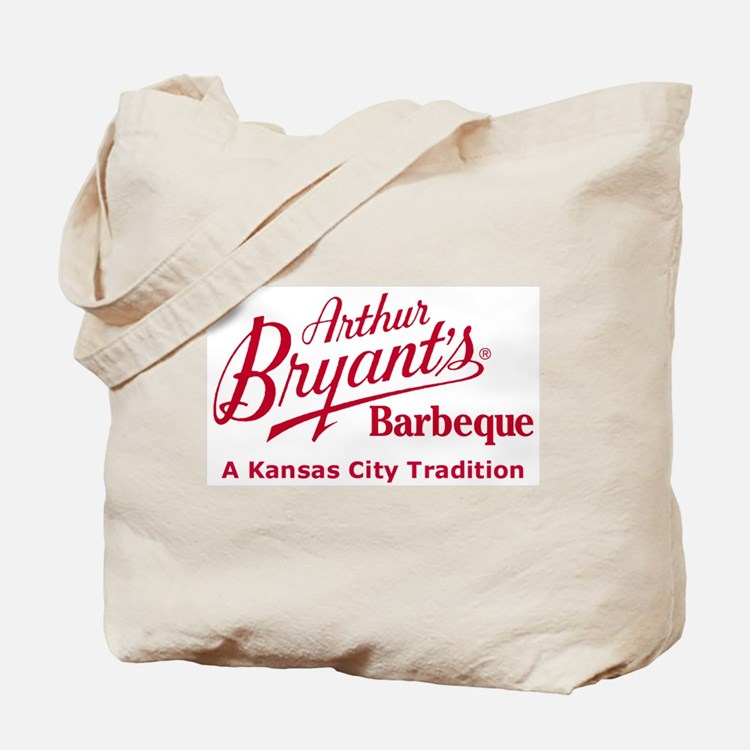 Arthur Bryant's Barbeque Tote Bag