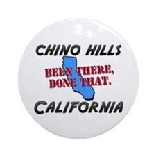 chino hills california - been there, done that Orn