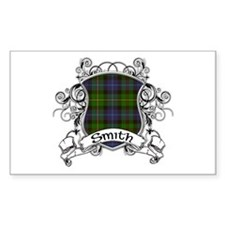 Smith Tartan Shield Decal
