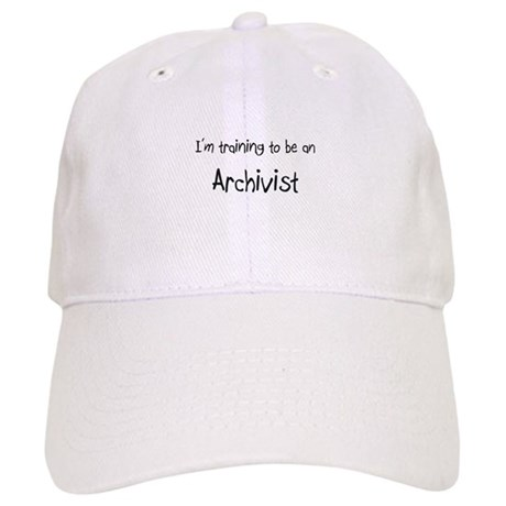 I'm Training To Be An Archivist Cap