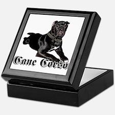 Cane Corso Puppy Keepsake Box