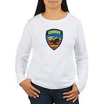 Huachuca City Police Women's Long Sleeve T-Shirt