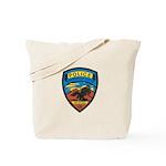 Huachuca City Police Tote Bag