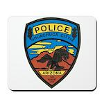 Huachuca City Police Mousepad