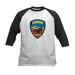 Huachuca City Police Kids Baseball Jersey