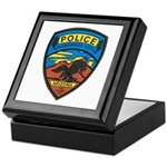 Huachuca City Police Keepsake Box