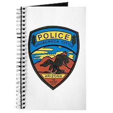 Huachuca City Police Journal