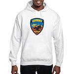 Huachuca City Police Hooded Sweatshirt
