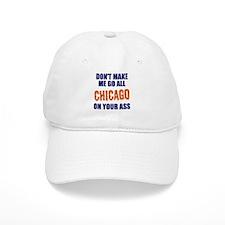 Chicago Football Baseball Cap