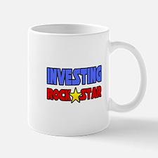 """Investing Rock Star"" Mug"