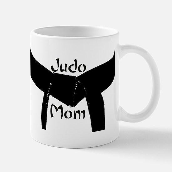 Martial Arts Judo Mom Mug