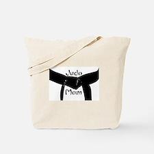 Martial Arts Judo Mom Tote Bag