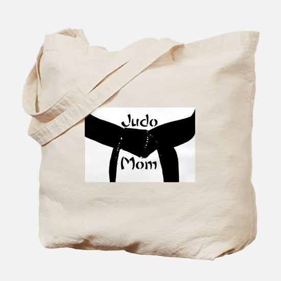 Martial Arts Judo Mom Tote Bag