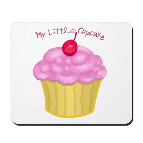 My Little Cupcake Mousepad