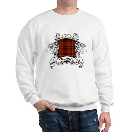 Skinner Tartan Shield Sweatshirt