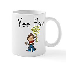 Yee Haw Cowboy Mug