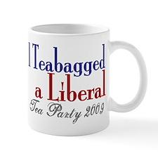 Teabag a Liberal (Tea Party) Mug