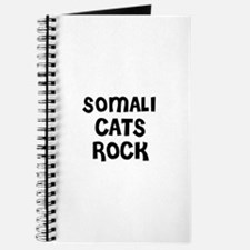 SOMALI CATS ROCK Journal