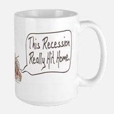Hermit Crab Recession Mug