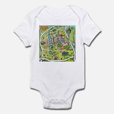Cute San antonio Infant Bodysuit