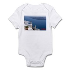 Cute Santorini Infant Bodysuit