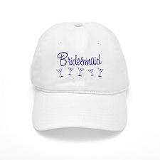 Indigo M Martini Bridesmaid Cap