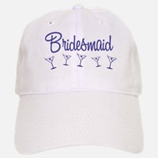 Indigo M Martini Bridesmaid Cap