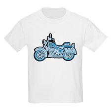 My First Blue Bike T-Shirt