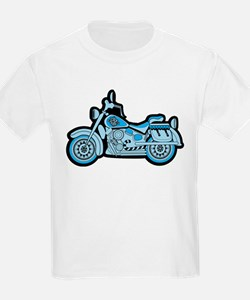 My First Blue Bike T-Shirt
