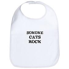 SOKOKE CATS ROCK Bib