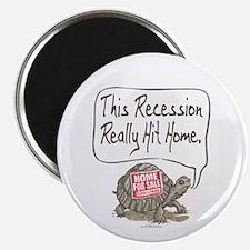 Tortoise Turtle Recession Magnet