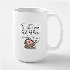 Tortoise Turtle Recession Mug