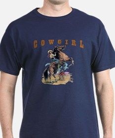"""Cowgirl"" T-Shirt"