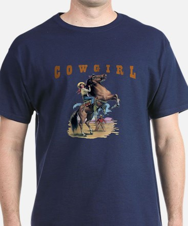 """""""Cowgirl"""" T-Shirt"""