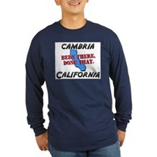 cambria california - been there, done that T