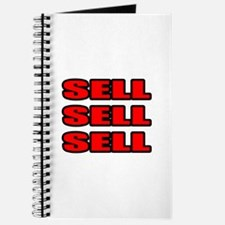 """Sell Sell Sell"" Journal"