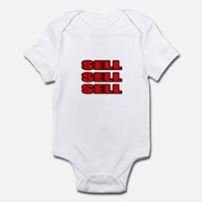 """Sell Sell Sell"" Infant Bodysuit"
