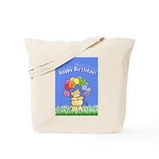 Happy Birthday Card Tote Bag