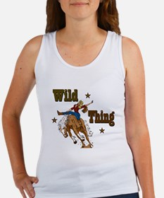 """Wild Thing"" Women's Tank Top"
