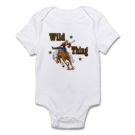 """Wild Thing"" Infant Bodysuit"