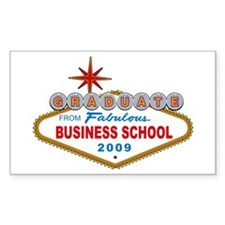 Graduate From Fabulous Business School (Vegas Sign