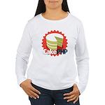 CakePHP 1.2 Women's Long Sleeve T-Shirt