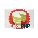 CakePHP 1.2 Rectangle Magnet (10 pack)