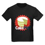 CakePHP 1.2 Kids Dark T-Shirt