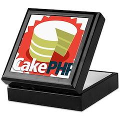 CakePHP 1.2 Keepsake Box