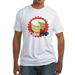 CakePHP 1.2 Fitted T-Shirt