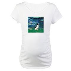 Lilies / Rat Terrier Shirt