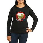 CakePHP 1.2 Women's Long Sleeve Dark T-Shirt